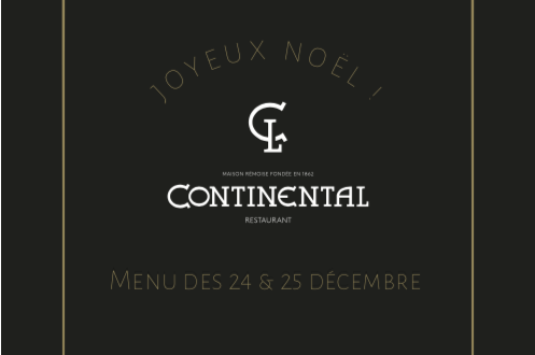 Noël au Continental